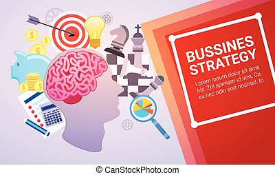 Effective Planning Strategy Business Web Banner