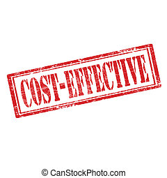 effective-stamp, coste