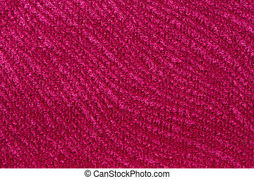 Effective textile background in shiny pink tone.