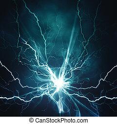 effekt, hintergruende, abstrakt, dein, techno, beleuchtung, design, elektrisch