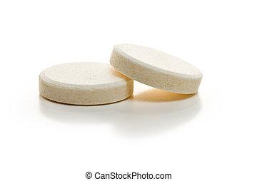 effervescent tablets