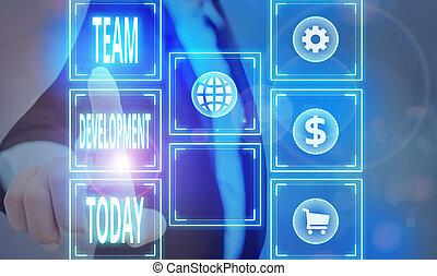efficacité, écriture, texte, development., amélioration, ...