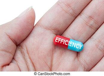 Efficiency concept