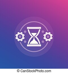 efficiency, time management and productivity