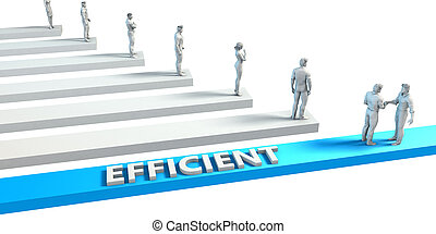 Efficient as a Skill for A Good Employee
