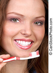 egészséges fogazat
