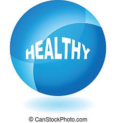 egészséges