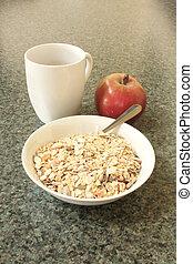 egészséges reggeli