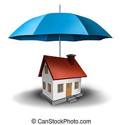 egendom, forsikring