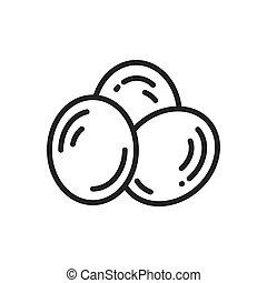 egg 3 balls Farm icon