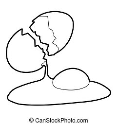 yolk coloring pages - photo#21