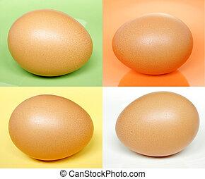 Egg Medley