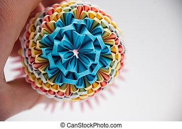 egg origami