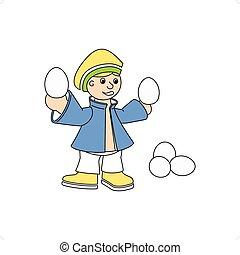 Egg Vendor