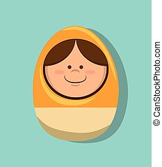 egg with face toy