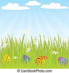 egg_grass