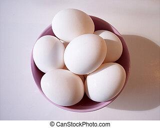 Eggs in Bowl 2