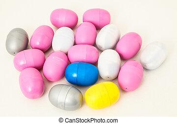 Eggs of a Slot Machine