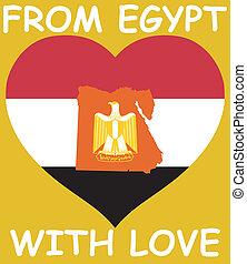 egipto, amor