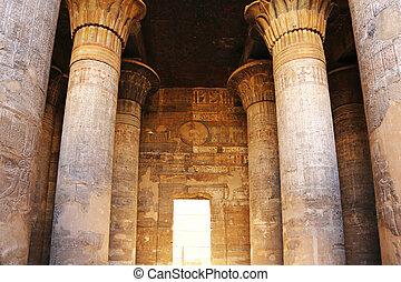 egipto, esna, templo