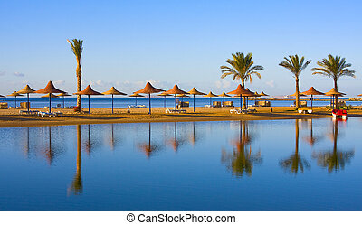egipto, playa