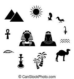 Estilos Apartamento Egito Giza Desenho 4 Piramides Estilos