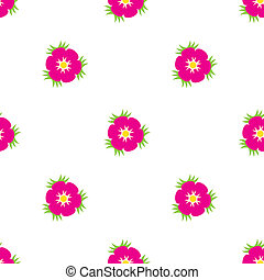 Eglantine seamless pattern