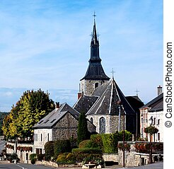 Eglise Saint Lambert. Hargnies, France - Eglise Saint ...