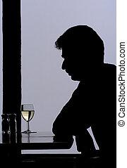 egyedüllét