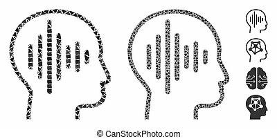 egyenetlen, gondolkodó, mózesi, részlet, hangzik, ikon