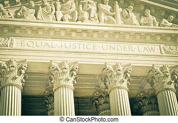 egyesült államok, legfőbb, egyesült, bíróság
