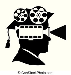 egyetem, makers, film