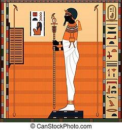egypt., 宗教, 古代