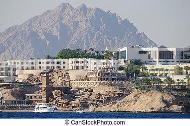Egypt, architecture, landscape
