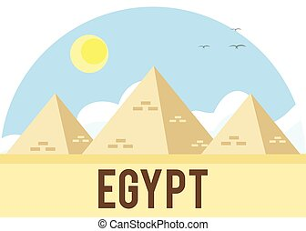 Egypt country banner