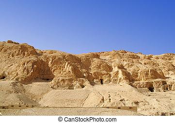 Egypt, Luxor - Africa Egypt Luxor, ancient ruins