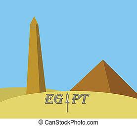 egypt monuments
