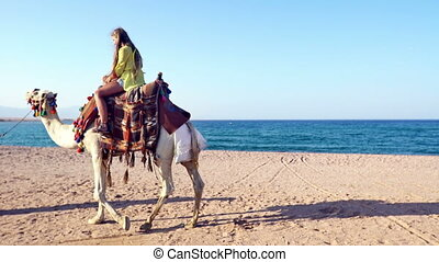 Egypt oont tourism holiday with camel riding for kids - ...