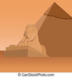 Egypt. Sphinx