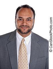 egyptian businessman - portrait of egyptian businessman with...