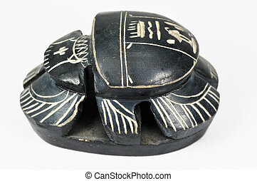 cult scarab - egyptian cult scarab
