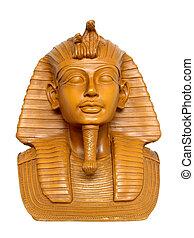 Egyptian Figure of pharaoh