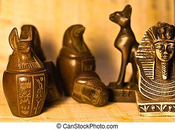 Egyptian Figurines