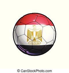 Egyptian Flag Football - Soccer Ball