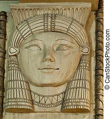 Egyptian goddess  Egyptian fantasy image of a goddess of