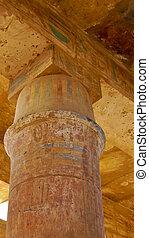 Egyptian painting hieroglyphs