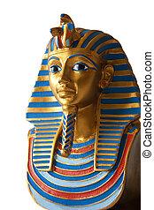 Egyptian pharaoh miniature