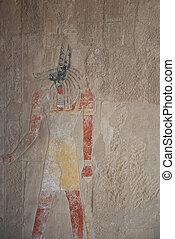 egyptin, 寺院, 歴史的