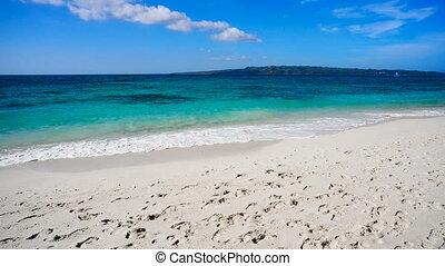 egzotyczny, plaża