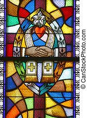 ehestand, sieben, sacraments